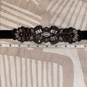 Express- Bejeweled Belt- M/L